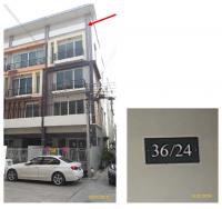 อาคารพาณิชย์หลุดจำนอง ธ.ธนาคารกรุงไทย คลองสองต้นนุ่น ลาดกระบัง กรุงเทพมหานคร