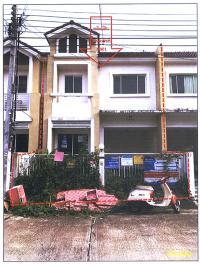 ทาวน์เฮ้าส์หลุดจำนอง ธ.ธนาคารกรุงไทย คลองสองต้นนุ่น ลาดกระบัง กรุงเทพมหานคร