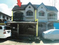 บ้านแฝดหลุดจำนอง ธ.ธนาคารอาคารสงเคราะห์ ศาลาธรรมสพน์ ตลิ่งชัน กรุงเทพมหานคร