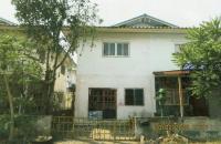 บ้านแฝดหลุดจำนอง ธ.ธนาคารอาคารสงเคราะห์ กระทุ่มราย หนองจอก กรุงเทพมหานคร