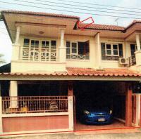 บ้านแฝดหลุดจำนอง ธ.ธนาคารอาคารสงเคราะห์ บางชัน คลองสามวา กรุงเทพมหานคร