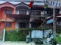 ทาวน์เฮ้าส์หลุดจำนอง ธ.ธนาคารอาคารสงเคราะห์ ท่าแร้ง(กูบแดง) บางเขน กรุงเทพมหานคร