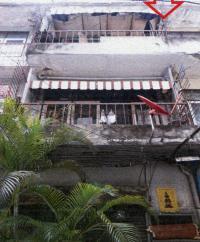 อาคารพาณิชย์หลุดจำนอง ธ.ธนาคารอาคารสงเคราะห์ ถนนนครไชยศรี ดุสิต กรุงเทพมหานคร