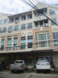 ตึกแถวหลุดจำนอง ธ.ธนาคารกรุงศรีอยุธยา บางแค บางแค กรุงเทพมหานคร